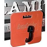 BumpCatcher Schutz für die Stoßstange, abwaschbar, 34 x 34 cm, rot: Bump Catcher Ankuppel Schoner Schutz Matte Knieschutz Ankuppelschutz