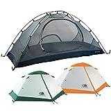 Hyke & Byke Yosemite Zelt 2 Personen und Zelt 1 Person mit Zeltboden - Ultraleichtes Zwei - und Einmannzelt in Kuppelform