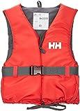 Helly Hansen Herren Rettungsweste Sport Ii Schwimmweste, mehrfarbig (Red/Ebony), S EU