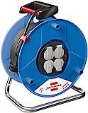 Brennenstuhl 1208060 Kabeltrommel Garant 50 m H05VV-F 3G1,5