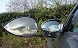 Milenco Universalspiegel Aero Mirror Flat