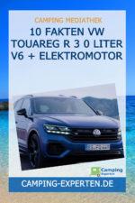10 Fakten VW Touareg R 3 0 Liter V6 + Elektromotor