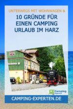 10 Gründe für einen Camping Urlaub im Harz