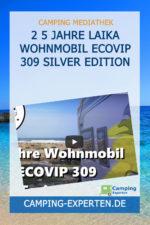 2 5 Jahre Laika Wohnmobil ECOVIP 309 Silver Edition