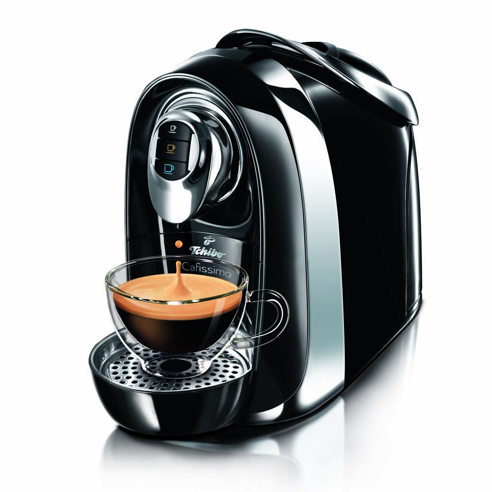 kaffee camping kapselmaschine unter 1000w tchibo cafissimo compact. Black Bedroom Furniture Sets. Home Design Ideas
