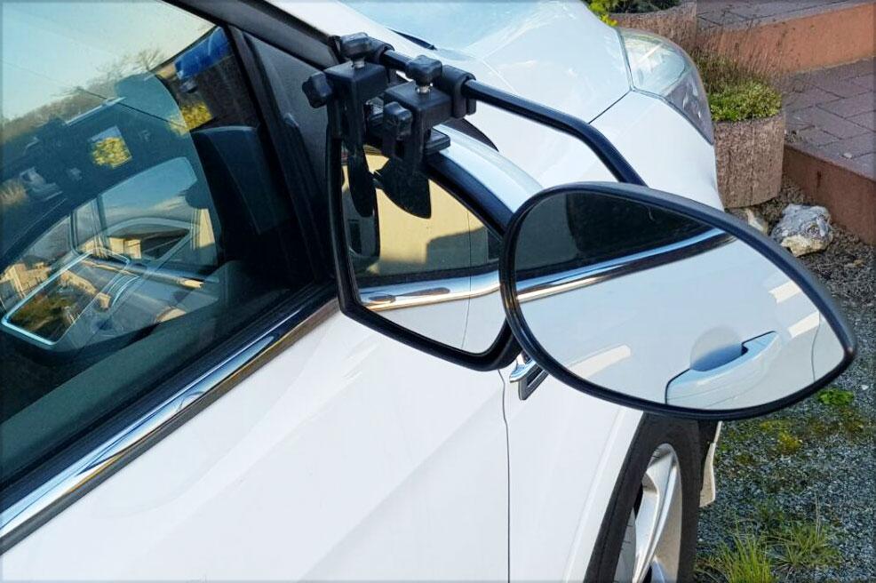 Milenco Aero 3 Wohnwagenspiegel