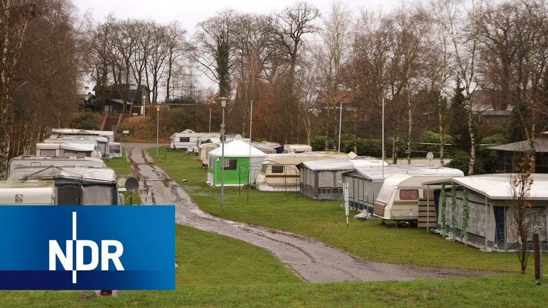 Photo of Camping im Winter | die nordstory | NDR