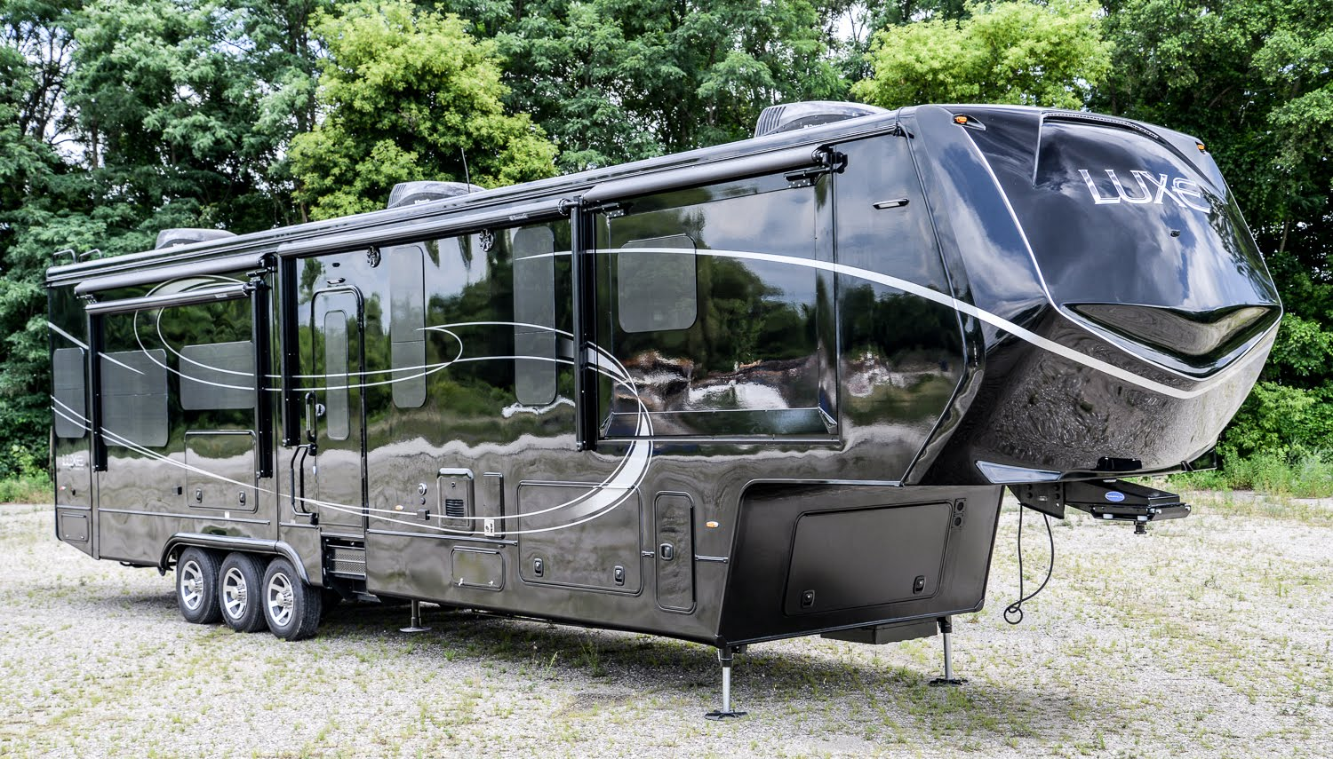 Bild von NEW 2017 LUXE LF-42MD | Luxury Fifth Wheels | Augusta RV