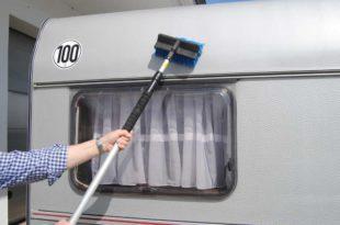 Wohnmobil und Wohnwagen reinigen - Das gibt es zu beachten.