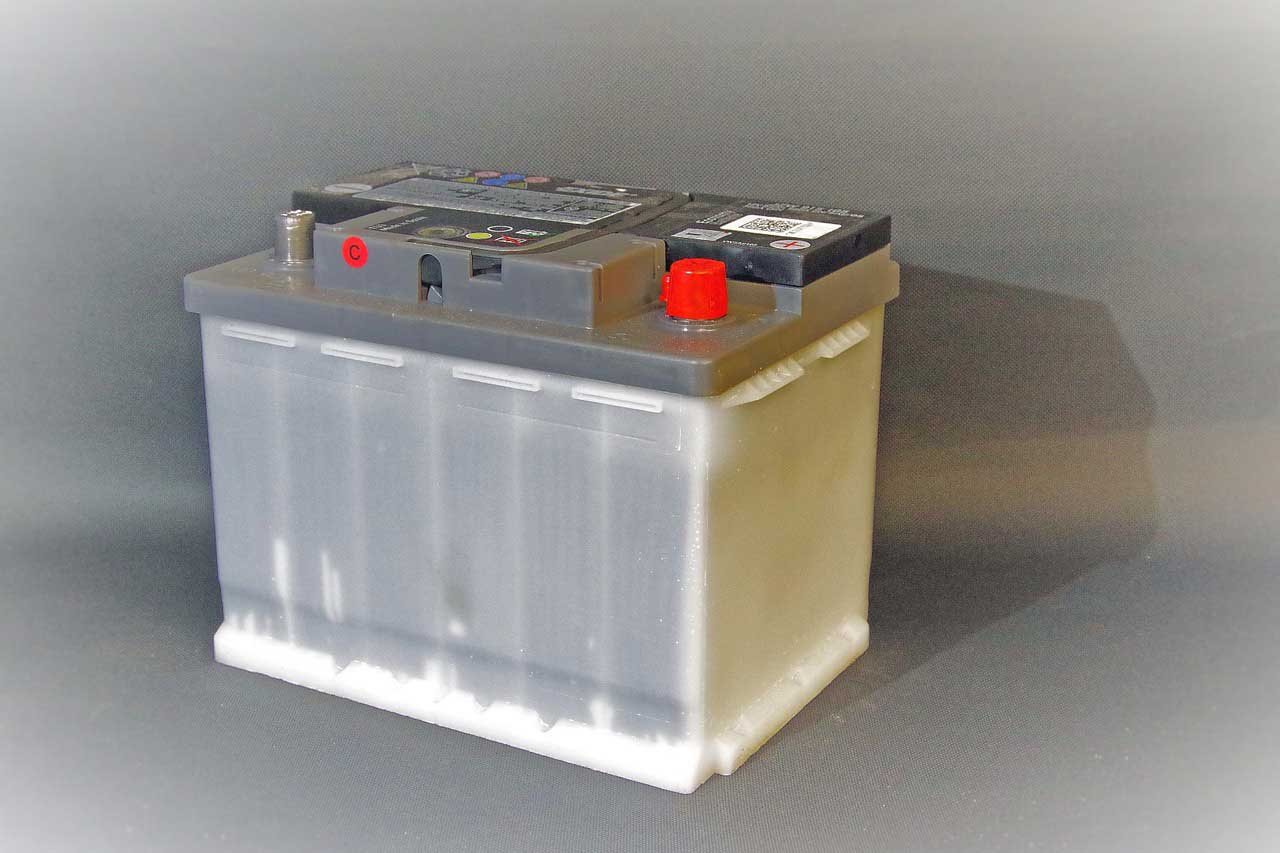 autobatterie leer was tun alleine