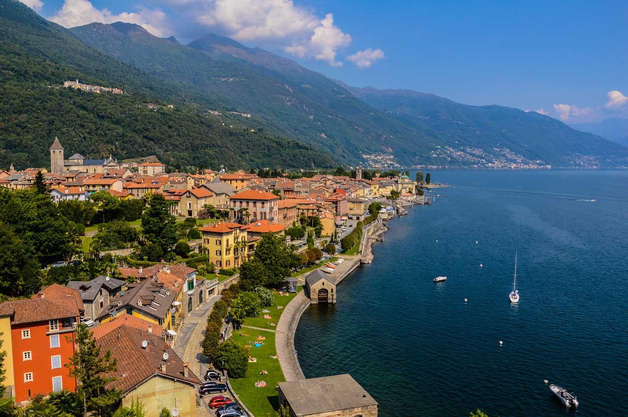 Bild von Welcher Campingplatz am Lago Maggiore ist zu empfehlen
