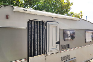 Insektenschutz für Wohnwagen