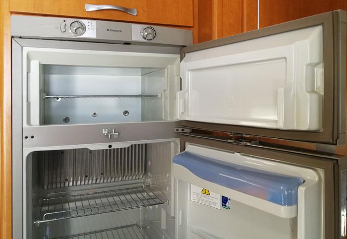 Camping Kühlschrank – Tausch der Wärmeleitpaste