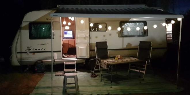 vorzelt beleuchtung wohnwagen beleuchtung aussen vorzeltlampe. Black Bedroom Furniture Sets. Home Design Ideas