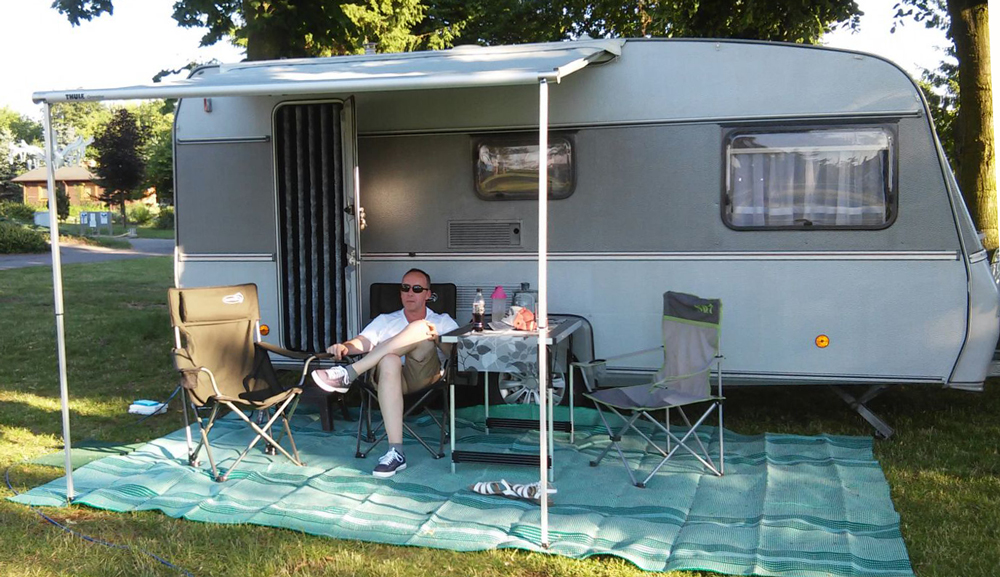 Bild von Was mache ich in welcher Reihenfolge auf dem Campingplatz?