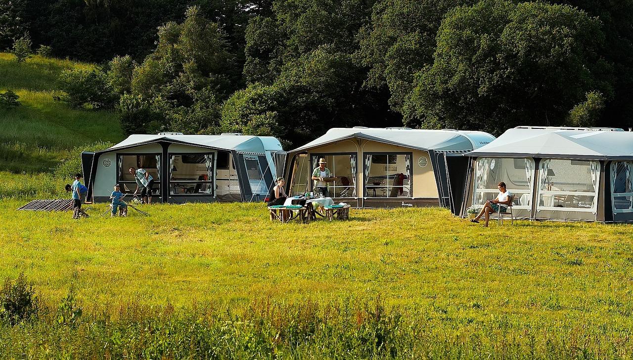 Nettiquette auf dem Campingplatz