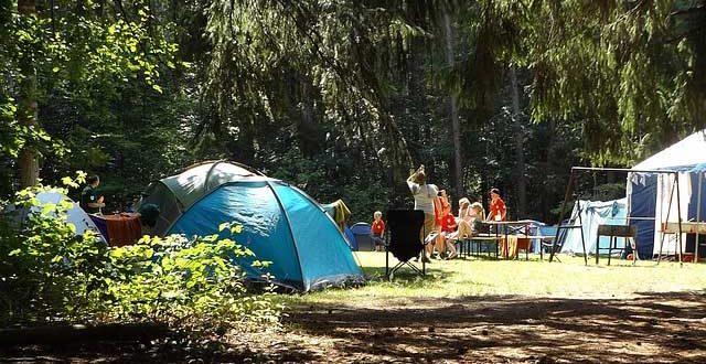 Familiencamping - Die schönste Zeit im Jahr