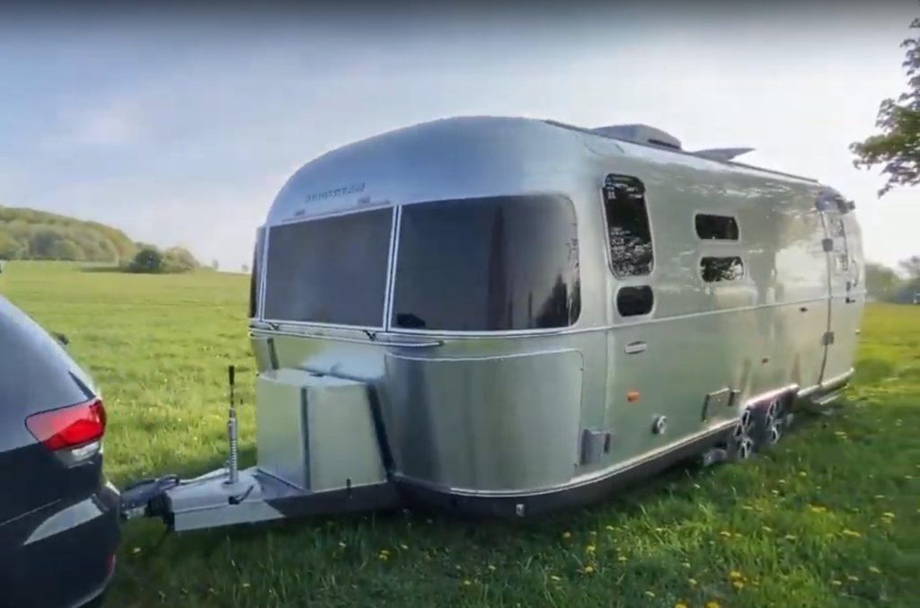 Airstream 684 der ultimative Wohnwagen