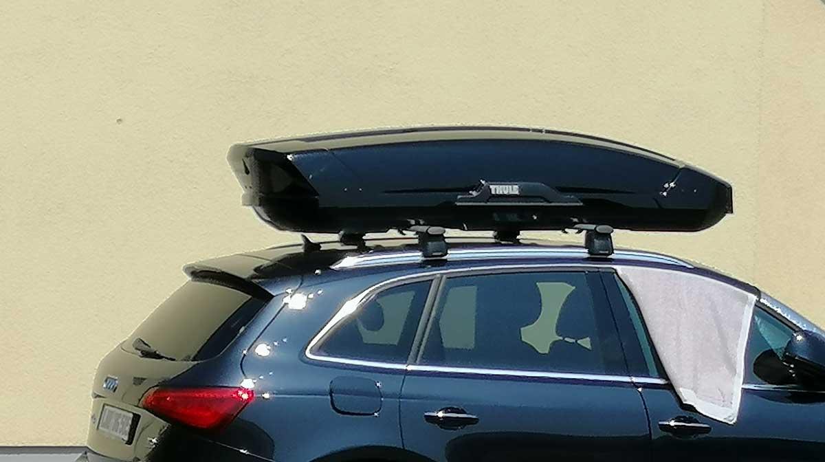 Bild von Dachboxen für das Auto – 5 Tipps für den Kauf