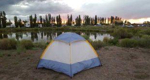 Camping Brombachsee ist der ideale Ort für Zelt und Wohnwagen