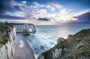 Camping in der Normandie - wildromantisches Nord-Frankreich