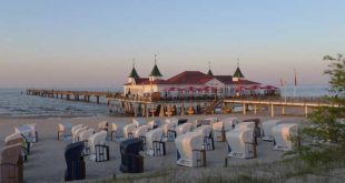 Camping auf der Insel Usedom - Strandurlaub satt
