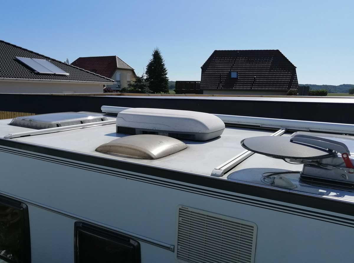 Eine Klimaanlage am Wohnwagen nachrüsten - Welche Möglichkeiten gibt es?