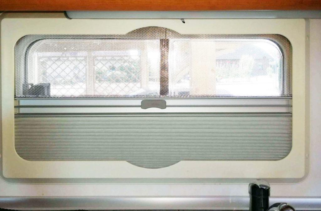 Wohnwagen Fliegengitter Sichtschutz