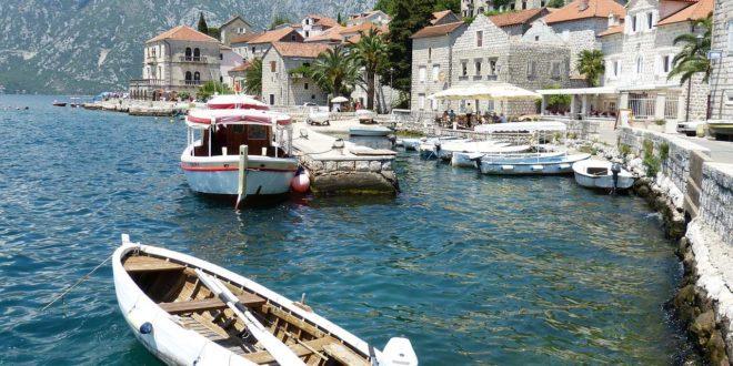 Camping Montenegro am Meer