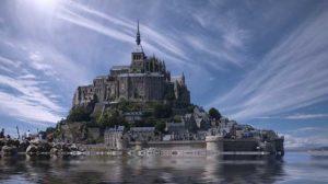 Camping in der Normandie- Besuch von Le Mont-Saint-Michel ist fast Pflicht.