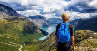 Camping in Norwegen - Das sind Fjorde bis zum Polarkreis