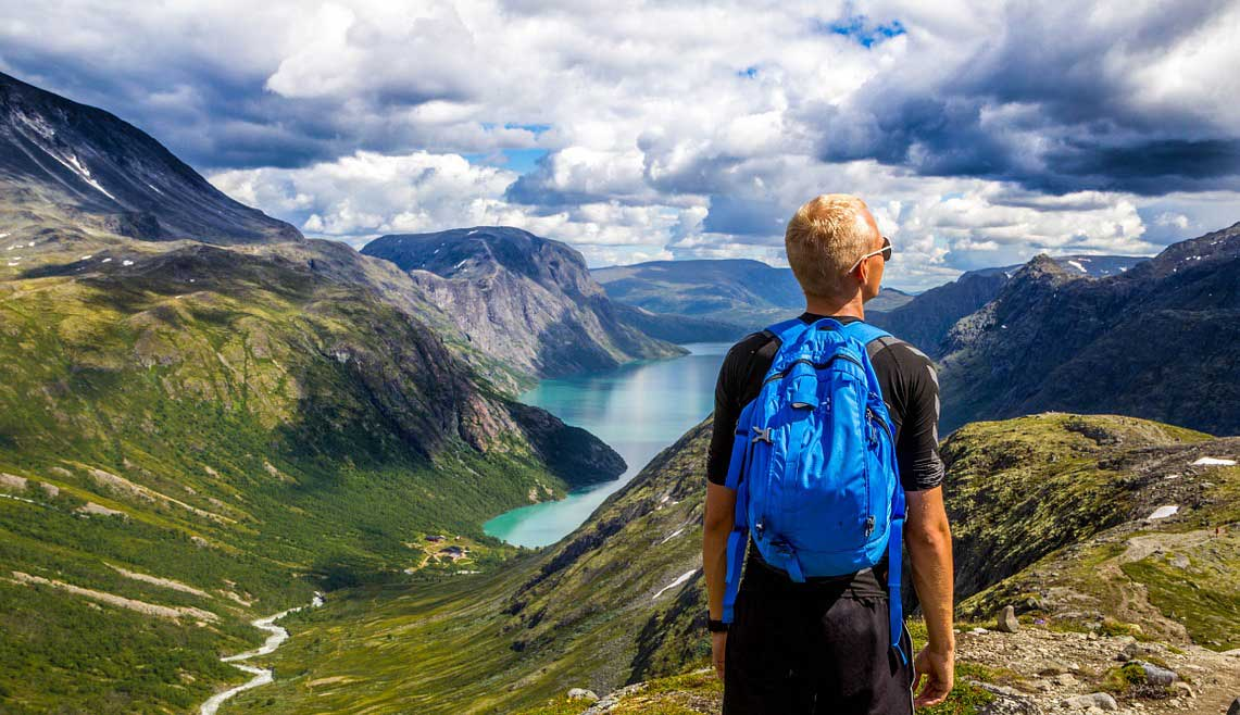 Bild von Camping Norwegen – Sehnsucht nach Wildnis und Natur
