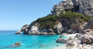 Camping Sardinien - Cala Goloritze