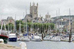 Campingurlaub Normandie - romantische Hafenorte