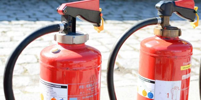 Feuerlöscher im Wohnmobil - Das sollten Sie unbedingt wissen.