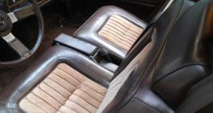 Materialien für einen Wohnmobil Sitzbezug