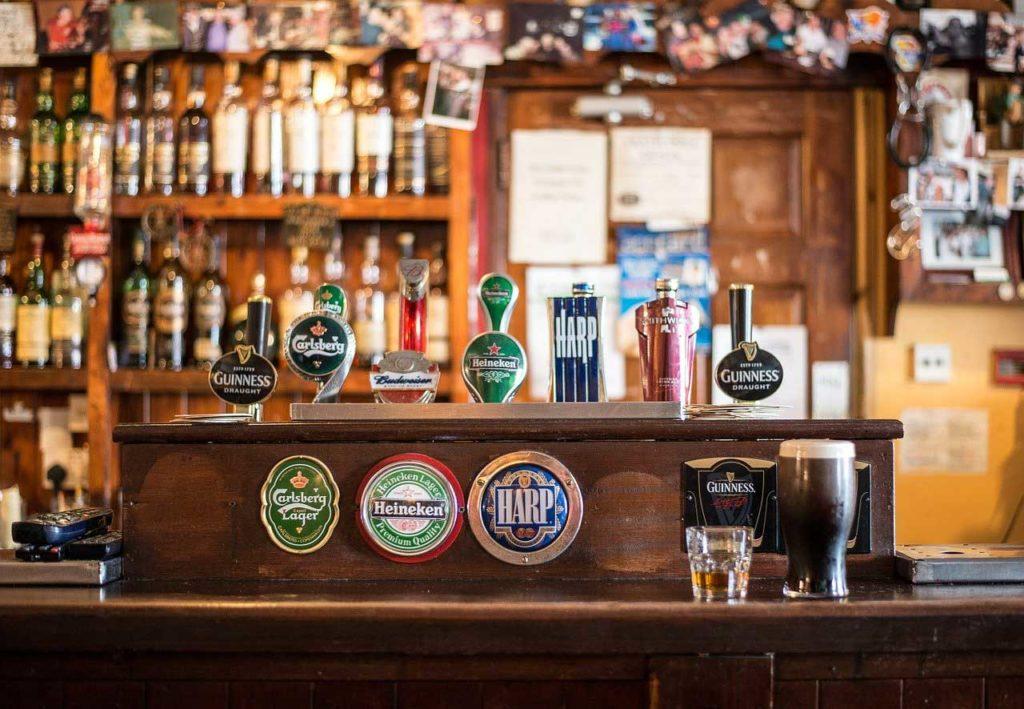 Wer keinen Pub in Irland besucht hat, war nicht in Irland.