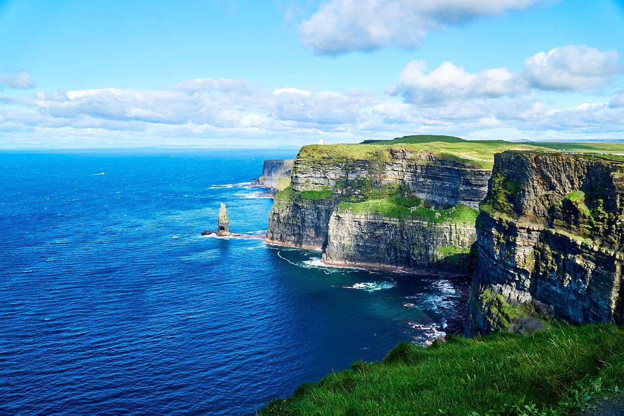 Camping Irland - Die grüne Insel - Reiseziel mit viel Flair