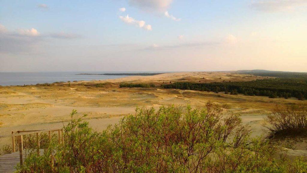 Kurische Nehrung - Natur pur an der Ostsee