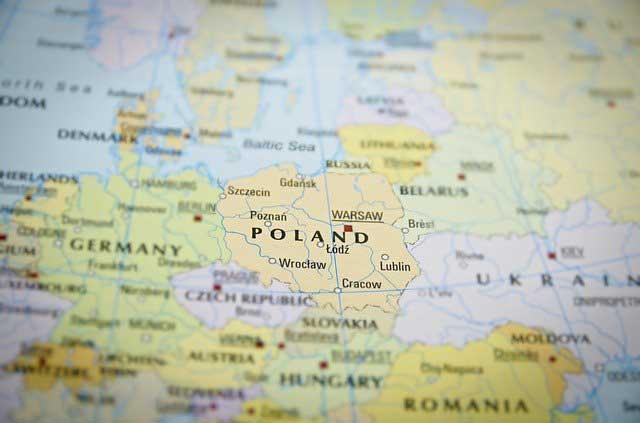 Die Anbindung des Reiseland Polen über moderne Autobahnen ist erstaunlich gut.