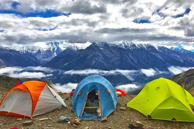 Bild von Was gehört zu einem guten Zelt dazu?