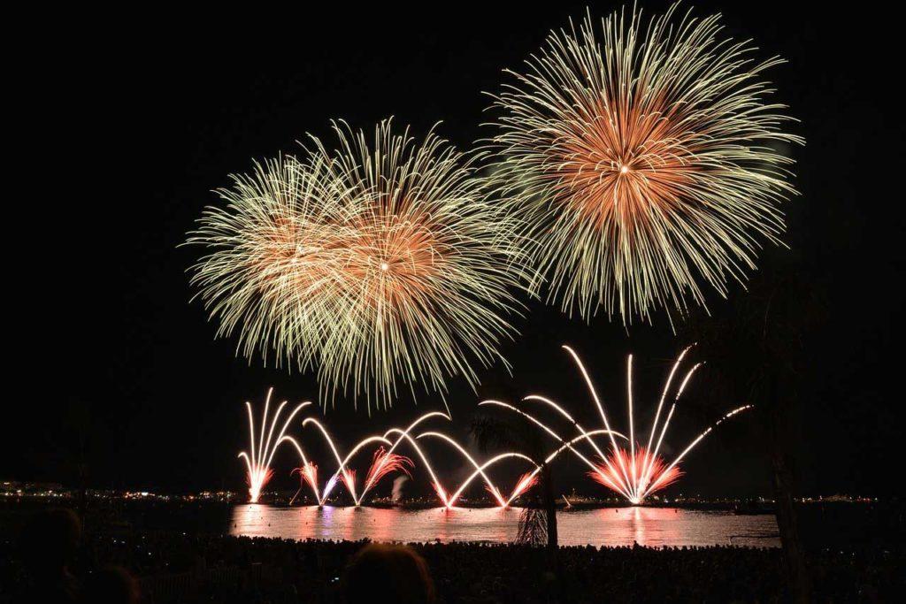 Strandfeuerwerk Binz - Das jährliche Highlight zu Silvester für viele Urlauber und Einheimische