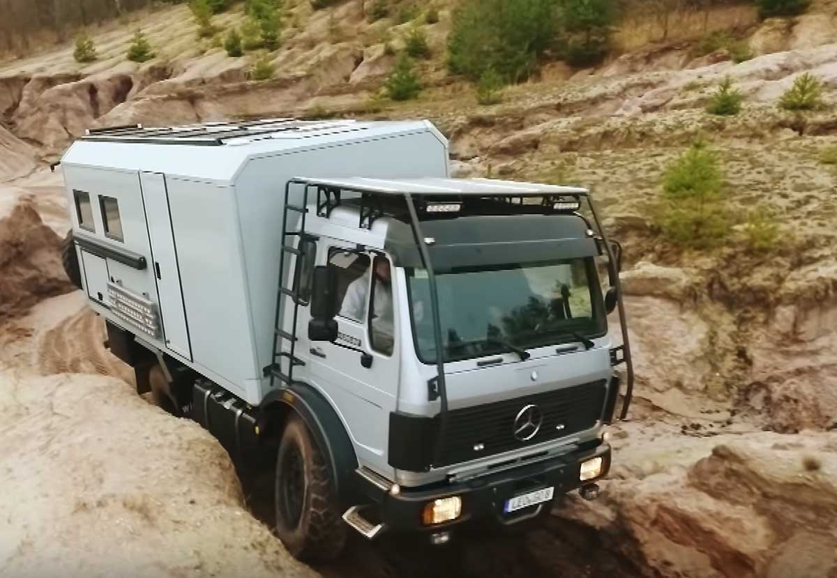 Photo of Offroad Reisemobile – Die Monster unter den Wohnmobilen