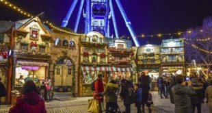 Camping und Weihnachtsmarktbesuch verbinden - Reisen in der Vorweihnachtszeit