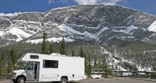 Wintercamping Alpen 2019