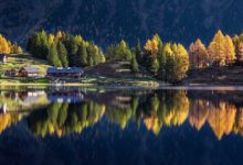 Bild von Camping in Österreich & Tirol mit Wohnmobil oder Wohnwagen