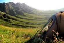 Bild von Entspannung inmitten der Natur – immer mehr Menschen zieht es in die Wildnis