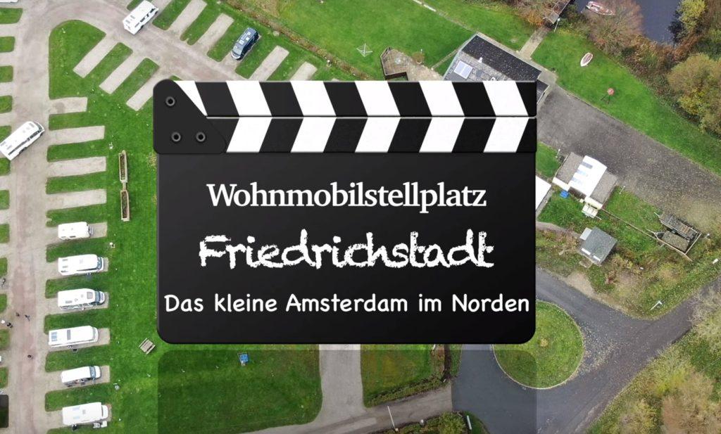 Womo Stellplatz Friedrichstadt