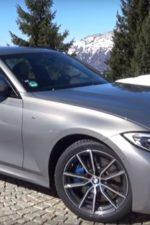 BMW 330i Touring M Sport (3er G21)