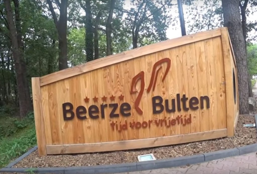 5-Sterne-Campingplatz Beerze Bulten im Vechtetal / Holland